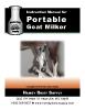 Portable Goat Milker